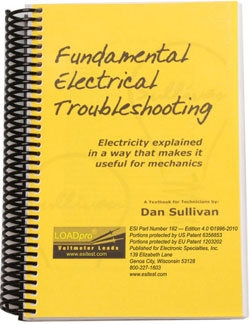 180 LOADpro Dynamic Test Leads & Troubleshooting Book