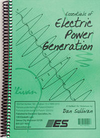 183 Essentials of Electric Power Generation