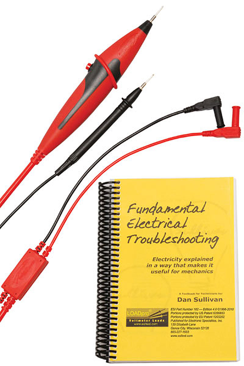 Electronic Specialties Inc Professional Hand Held Automotive Test Wiring General Guide For Electrical Troubleshooting Click To Enlarge