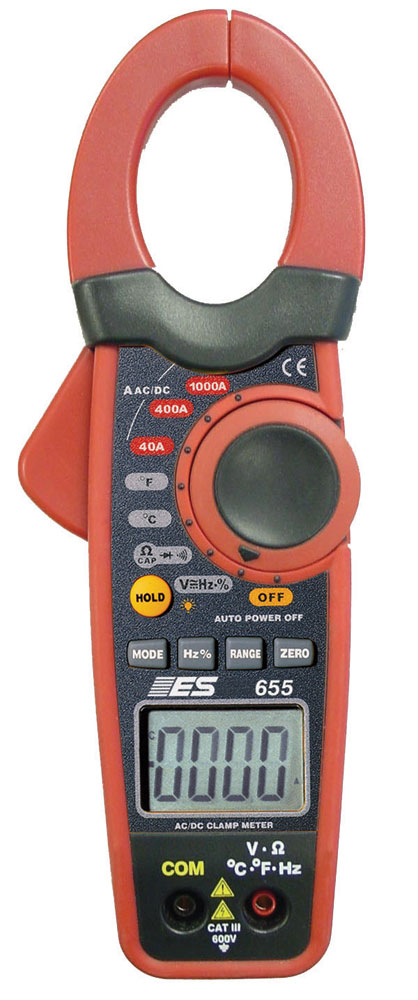 Electronic Specialties Inc  Professional hand held